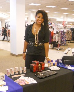 sears fragrance event